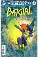 Batgirl #1 (First Print) Cover B DC Comics Rebirth (Wk 1)