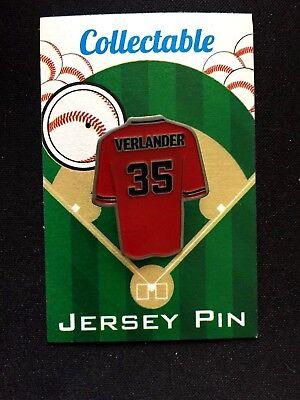 Fanartikel Zielstrebig Houston Astros Justin Verlander Revers Pin-world Serie Champion-collectable /