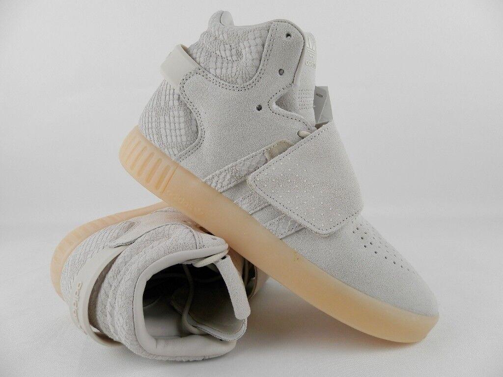 Adidas Originals tubular Invader Strap J cortos zapatos nuevo talla 38,5