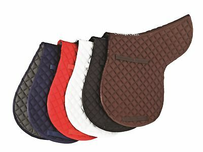 Rispettoso Cottage Craft Equestre Cavallo O Pony Diamond Quilt Design Epsom Sottosella N117- Vendendo Bene In Tutto Il Mondo