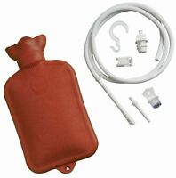 2 Quart Douche, Enema And Hot Water Bottle Bag All In One