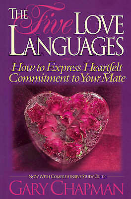 1 of 1 - The Five Love Languages by Chapman by Gary Chapman Paperback