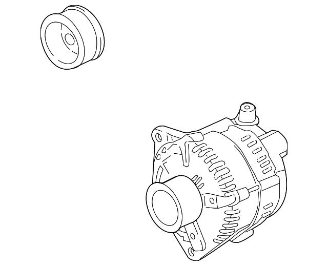 Acdelco 3 Wire Alternator Diagram