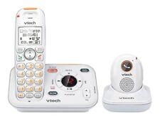 Vtech SN6187 CareLine Cordless Telephone System + Portable Safety Pendant - NEW