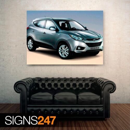 Hyundai IX35 0769 Voiture Poster-Photo Poster print ART A0 A1 A2 A3 A4