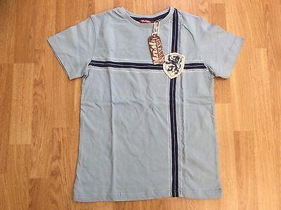 BOYS HAYWIRE 1966 ENGLAND COTTON T-SHIRT NAVY BLUE SIZE L BOYS = 11-12 YRS