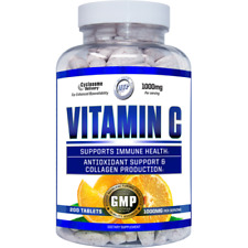 Liposomal Vitamin C 1000mg Hi-Tech Pharmaceutical Grade IMMUNE SUPPORT USA MADE