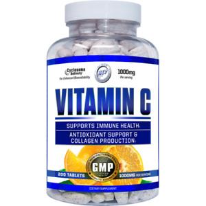 Liposomal Vitamin C 1000mg Hi-Tech Pharmaceutical Grade IMMUNE SUPPORT USA MADE