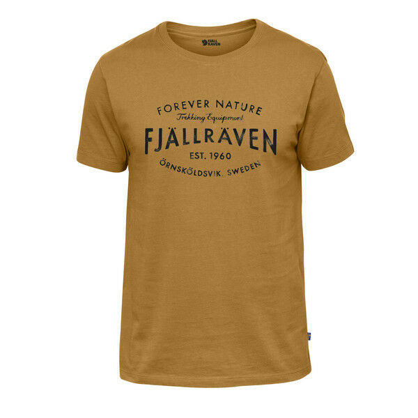 Fjallraven Est 1960 T-Shirt Acorn (F81946-166)