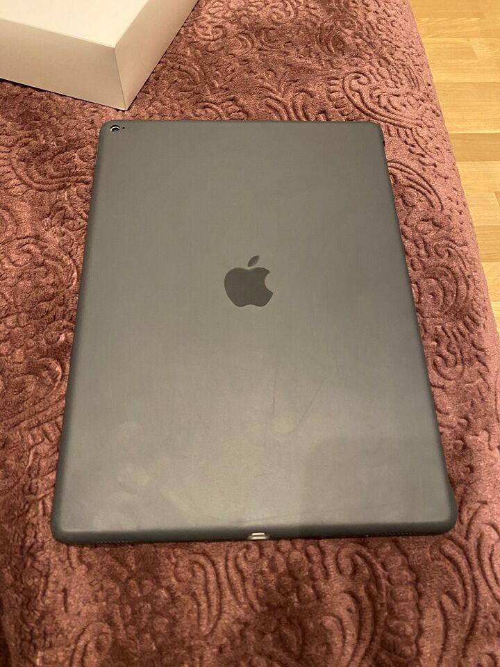 iPad Pro, 256 GB, sort