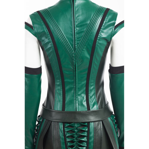 New Guardians of the Galaxy Vol 2 Mantis Cosplay Costume Hallowmas Cos Outfit