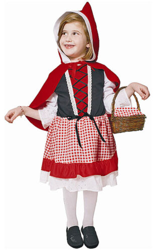 Kids Lil/' Red Riding Hood Costume By Dress up America