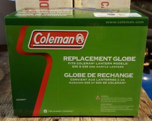BRAND NEW COLEMAN 690B058 BULGE BUBBLE GLOBE FITS 236//236A//MAJOR//237//635//639