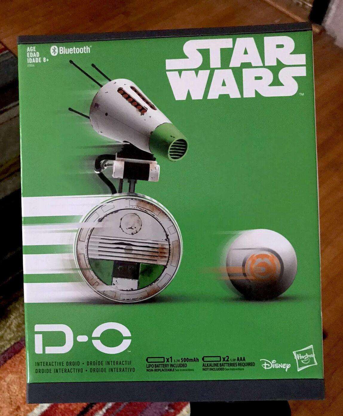 Estrella Wars Rise of Skywalker azultooth D-O Droid objetivo exclusivo