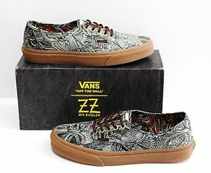 ae2ffcc773 Image is loading Vans-Authentic-OTW-Gallery-Zio-Ziegler-Gumsole-Men-