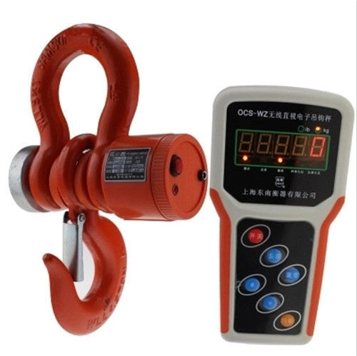 10T Wireless Digital Electronic Hanging Crane Scale With Wireless Handheld Meter