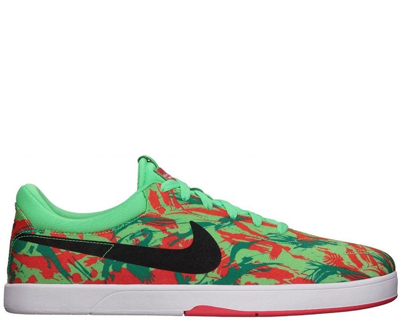 Nike SB Eric Koston MS Skateboard zapatos lagarto se MS Koston Camo 658315 316 Verde Blanco 8.5 aec8c6