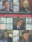 Without a Trace Complete First Season 4pc DVD Region 1 085393370329