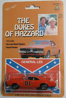 Dukes Of Hazzard General Lee Custom Diecast 1969 Dodge Charger Vector Hot Wheels