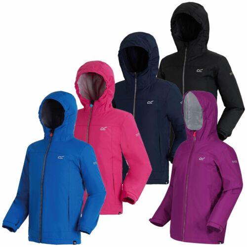 Regatta Hurdle II Kids Waterproof Insulated Jacket