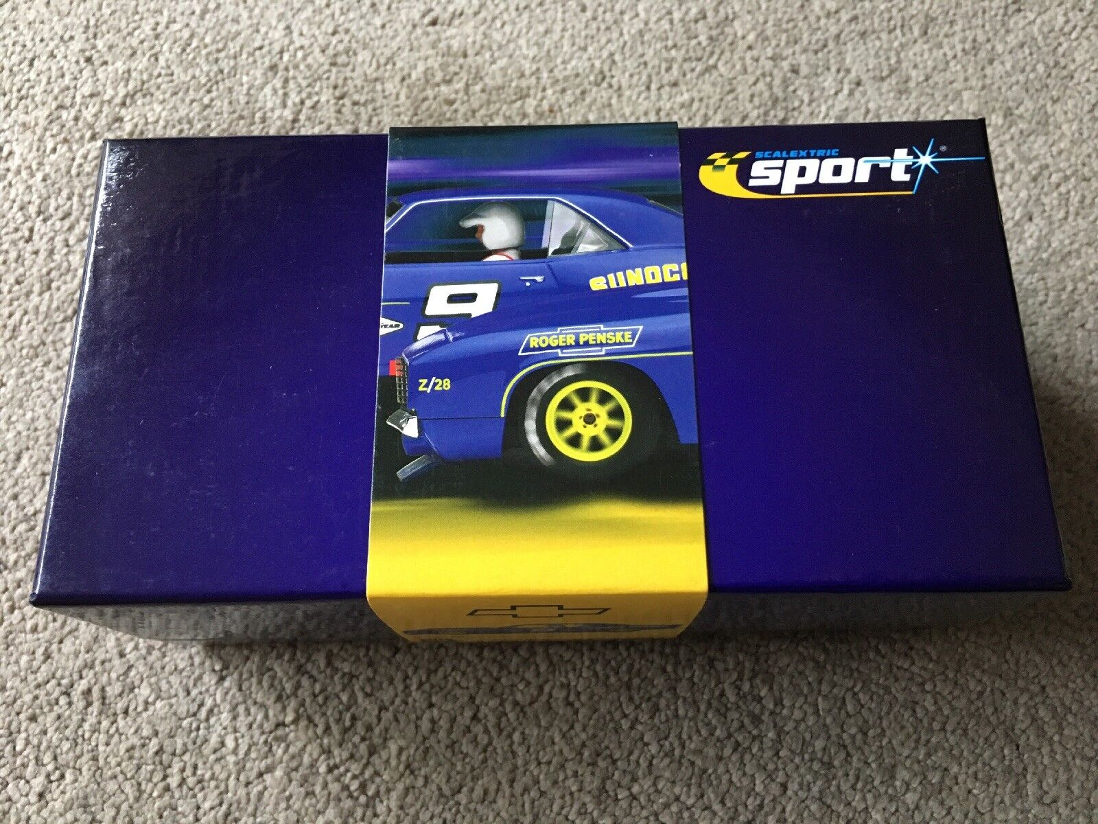 Scalextric Chevy Camaro Sport Limited Edition C2400 No 9 Of 4400