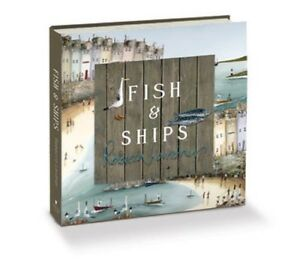 Fish-and-Ships-Open-Edition-Hardback-Book-by-Rebecca-Lardner