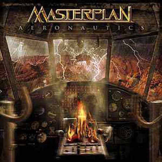 Masterplan - Aeronautics CD #G21011