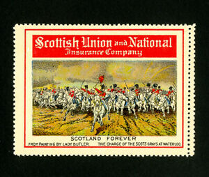 Scotland-Stamps-Scotland-Forever-NH-WWII-Label