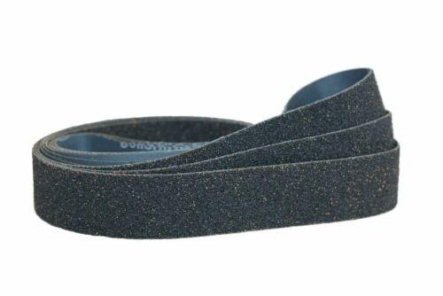"""2/""""x 72/"""" Sanding Belt 400 Grit Cork Polishing Belt"""