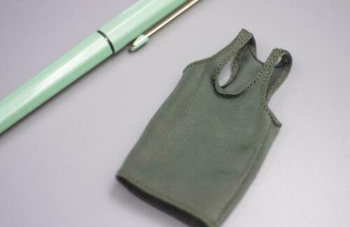 """1//6 Scale Green Tank Top For 12/"""" Female Figure Doll Accessory"""