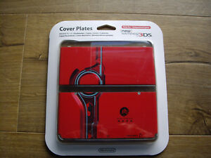 New-Nintendo-3ds-Xenoblade-Cubierta-Cover-Plate-Nuevo-NEW