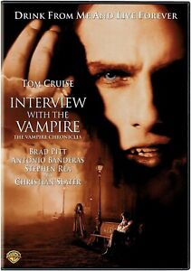 INTERVIEW WITH THE VAMPIRE : THE VAMPIRE CHRONICLES DVD