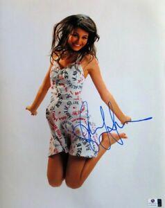 Ellen Pompeo glamour shot autographed photo signed 8x10 #1