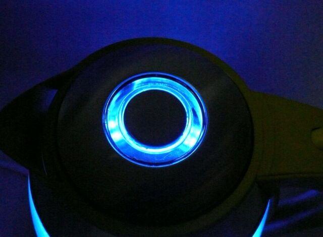 Scheffler 1751 Glas Led Tee Wasserkocher 1,8 Lit 2200 Watt 360° Edelstahl Green