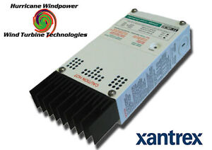 Xantrex-C60-Charge-Controller-60A-12-24V-Wind-Generator-Hydro-and-Solar-Panel