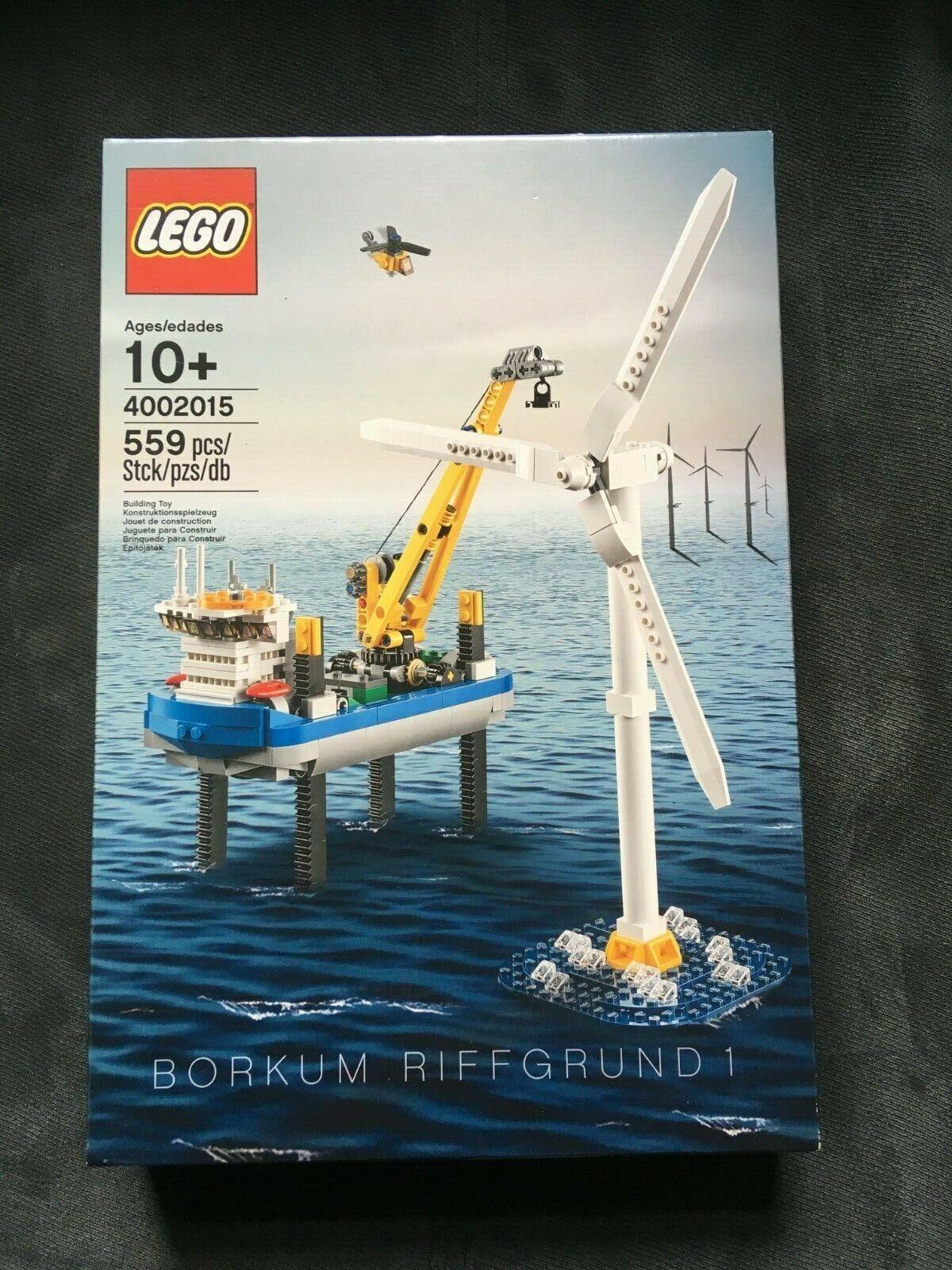 LEGO 4002015 4002015 4002015 Borkum Riffgrund 1 e9b301