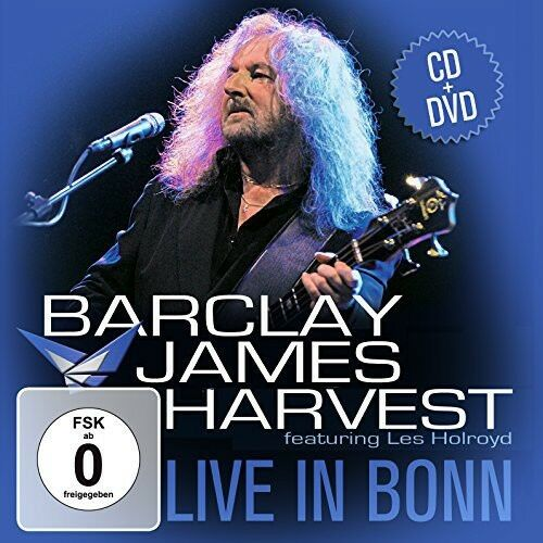 Barclay James Harvest - Live in Bonn [New CD] With DVD
