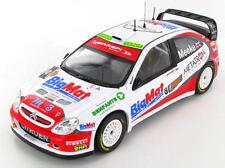 Citroen Xsara WRC Kris Meeke Bettega Memorial Rally Sprint 2008 1:18