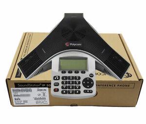 Polycom-SoundStation-IP-5000-Conference-Phone-PoE-2200-30900-025-Brand-New
