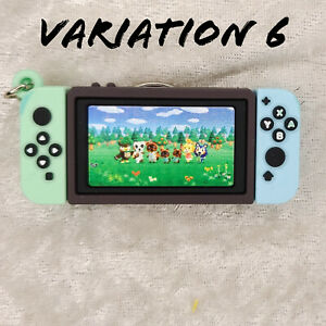 1-3-1-4-scale-Doll-SD-MSD-BJD-nintendo-switch-console-animal-crossing-blue-green