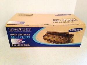 Original Samsung Toner Cartridge  Black  ML1710D3 - <span itemprop=availableAtOrFrom>Liverpool, Merseyside, United Kingdom</span> - Original Samsung Toner Cartridge  Black  ML1710D3 - Liverpool, Merseyside, United Kingdom