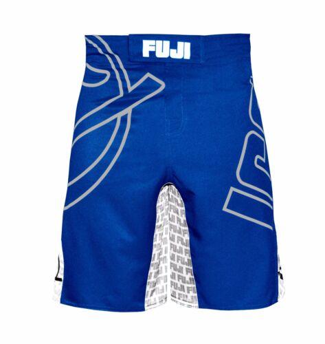 Blue Fuji Inverted MMA BJJ No Gi Performance Competition Fight Board Shorts