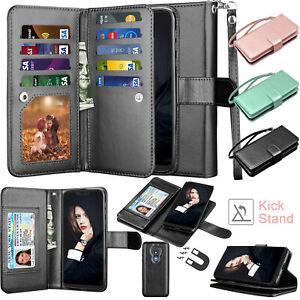For Motorola Moto G7 Power Supra G7 Optimo Maxx Xt1955dl Leather Wallet Case Ebay