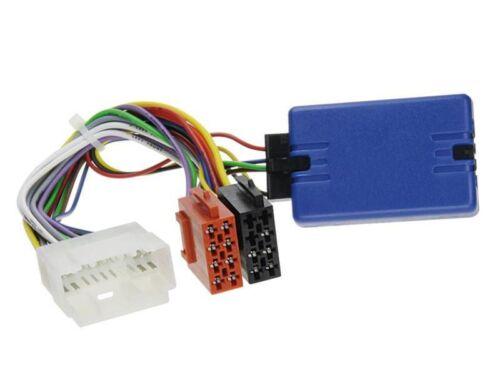 LFB adaptador Conexión volante radio para suzuki swift fz//nz a partir de 2011 Kenwood