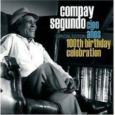 Compay Segundo 100th Birthday Celebration 2-CD NEW SEALED World Music