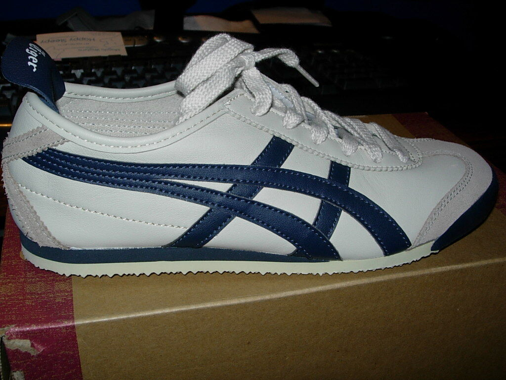 Asics Onitsuka Mexico 66 , Mens 5, (Unisex womens 6.5) Birch bluee