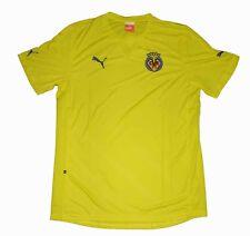 Villarreal CF Shirt Home 2011/12 Puma S Camiseta
