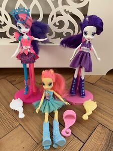 My Little Pony Equestria Girls Bambola Bundle 🌟 anni'90 BAMBOLE DA COLLEZIONE