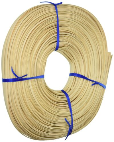 Commonwealth Basket Flat Oval Reed 1//4-Ih 1-Pound Coil Approximately Craft Home