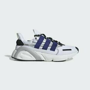 Adidas-Men-039-s-LXCON-Fashion-Sneakers-White-Purple-Black-SZ-7-13-DB3528